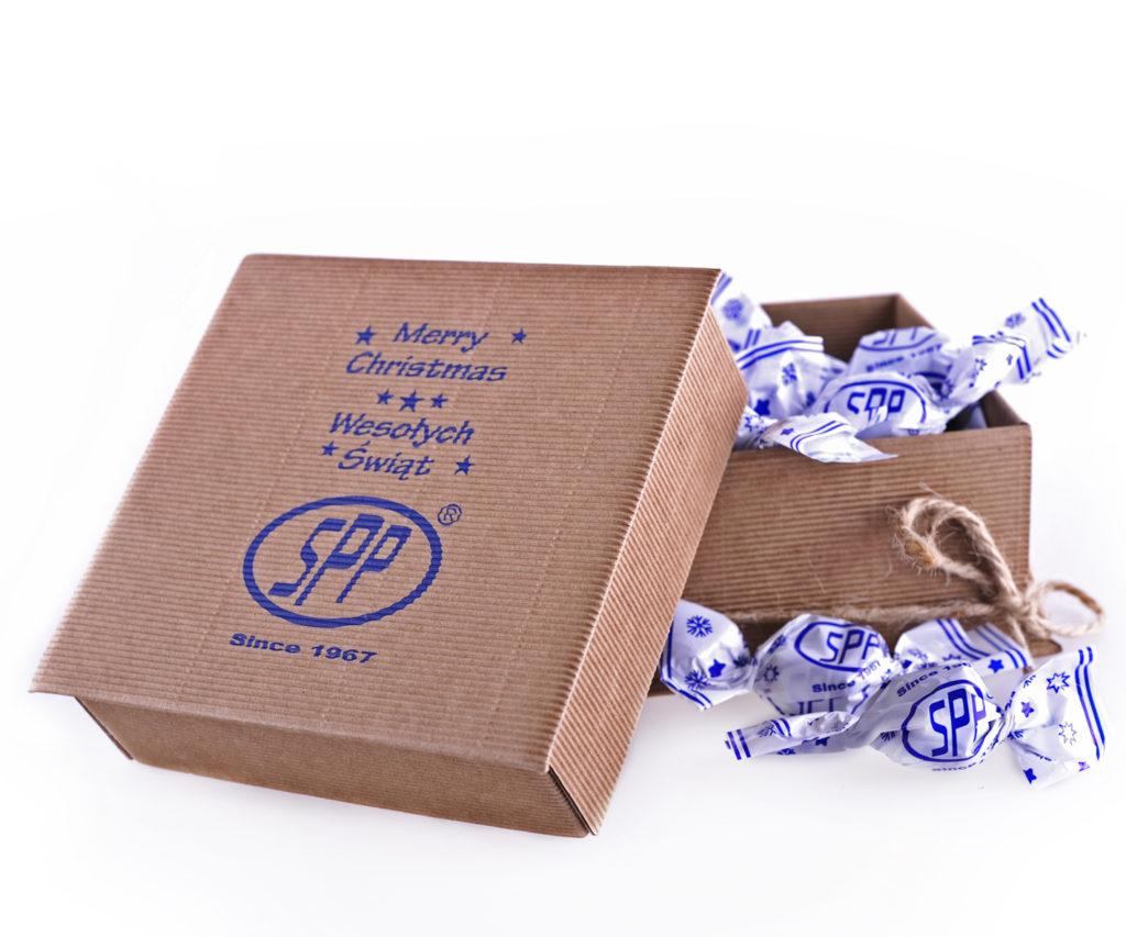 Cukierki Reklamowe w pudełku EKO Avi-gd.com