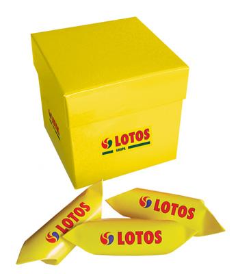 Cukierki Reklamowe w pudełku z wieczkiem Avi-gd.com